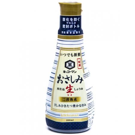 KIKKOMAN SHOYU SASHIMI 200ml