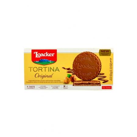 LOACKER BISC. GRAN PASTICCERIA TORTINA ORIGINAL 100g