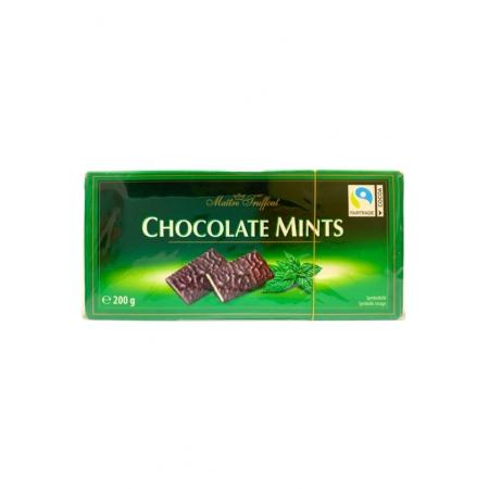 MAITRE TRUFFOUT CHOCOLATE E MENTA 200g