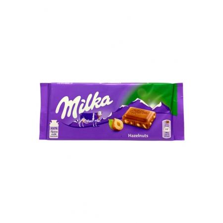 MILKA CHOCOLATE 100g HAZELNUTS