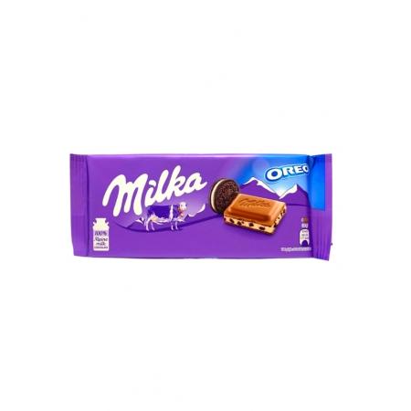 MILKA CHOCOLATE 100g OREO