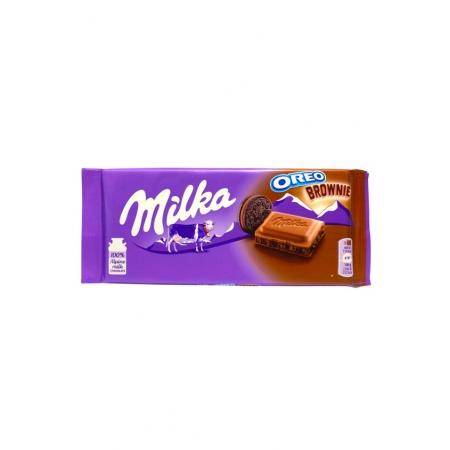 MILKA CHOCOLATE 100g OREO BROWNIE