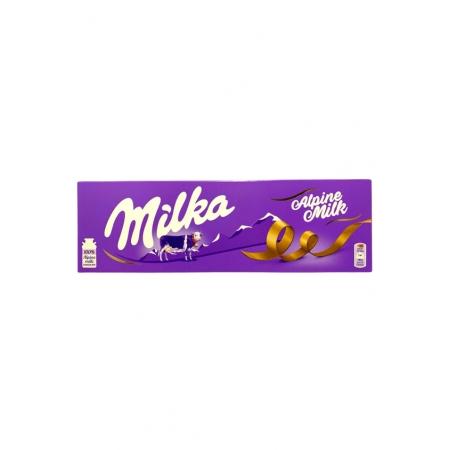 MILKA CHOCOLATE 250g ALPINE MILK