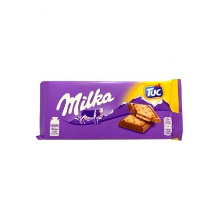 MILKA CHOCOLATE 87g TUC
