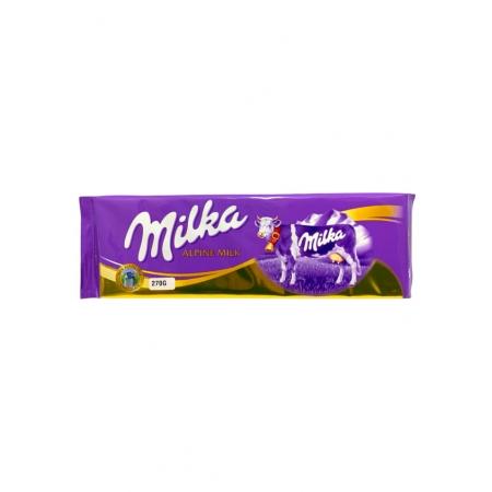 MILKA CHOCOLATE ALPINE MILK 270g