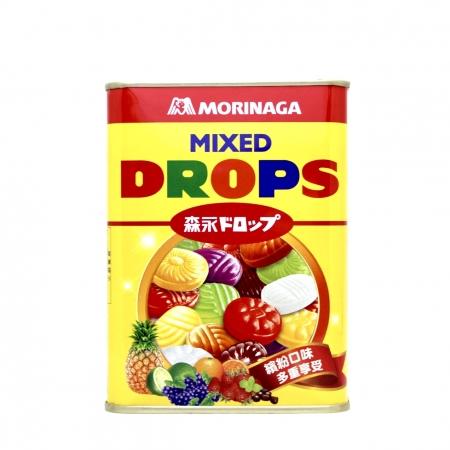 MORINAGA DROPS CANDY MIXED 180g