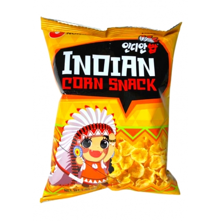 NONG SHIM SALG INDIAN CORN SNACK 55g