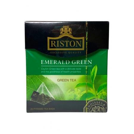 RISTON CHA EMERALG GREEN C/20 30g