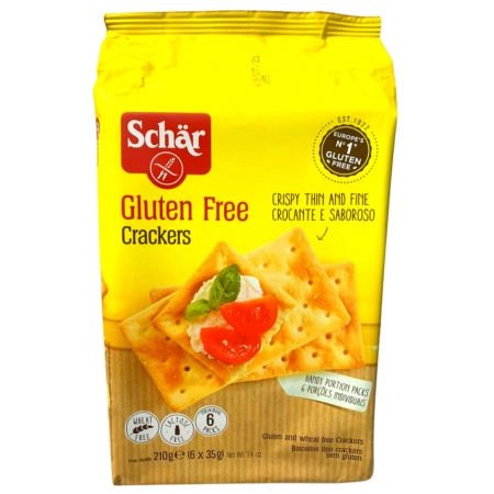 SCHAR CRACKERS 210g