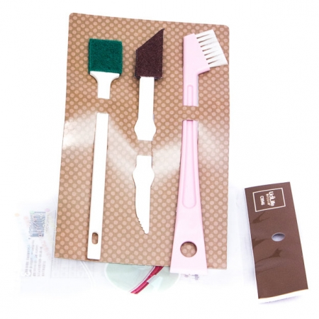 UDILIFE MULTIPURPOSE BRUSH SET C9946