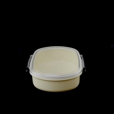 YAMADA LUNCH BOX 875 130X150X48 mm WHITE