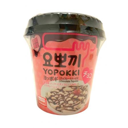 YP YOPOKKI CUP CHOCOLATE 120g
