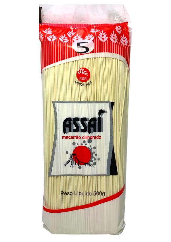 ASSAI MACARRAO N5 500g