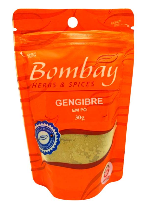 BOMBAY GENGIBRE EM PO 30g
