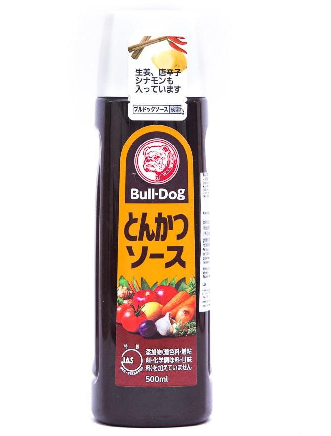 BULL DOG TONKATSU 500ml