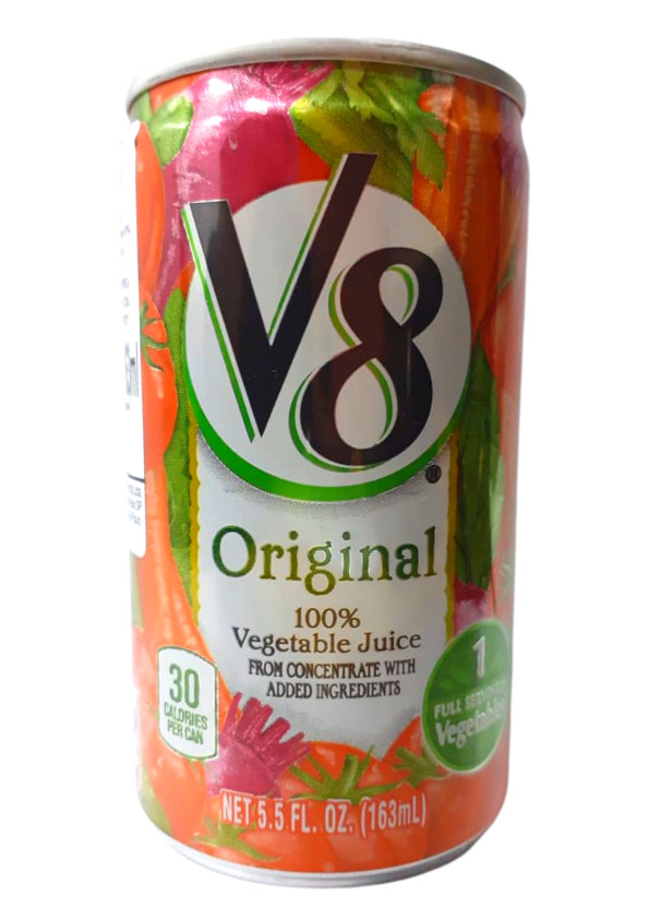 CAMPBELL SUCO V8 VEGETAIS 163ml