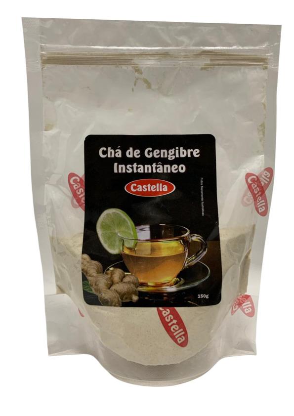 CASTELLA CHA DE GENGIBRE INSTANTANEO 150g