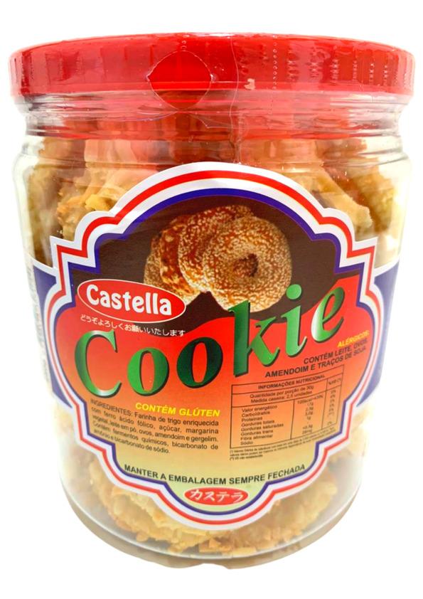 CASTELLA COOKIES COCO 250g