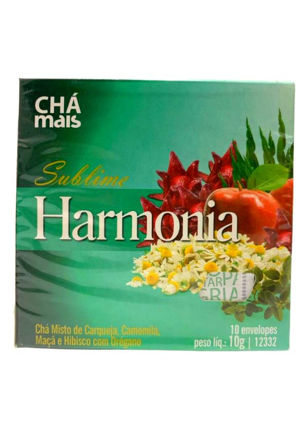 CHA MAIS CHA SUBLIME HARMONIA 10P 10g
