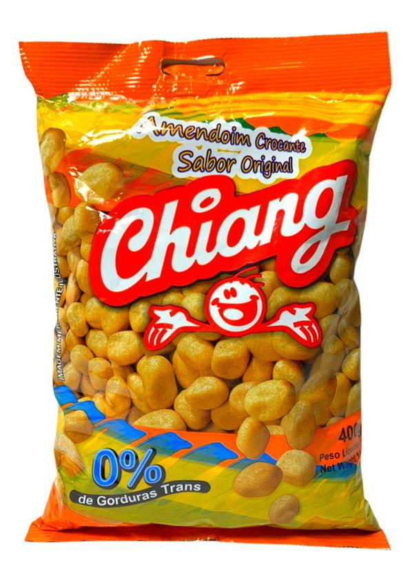 CHIANG AMENDOIM CROCANTE 400g