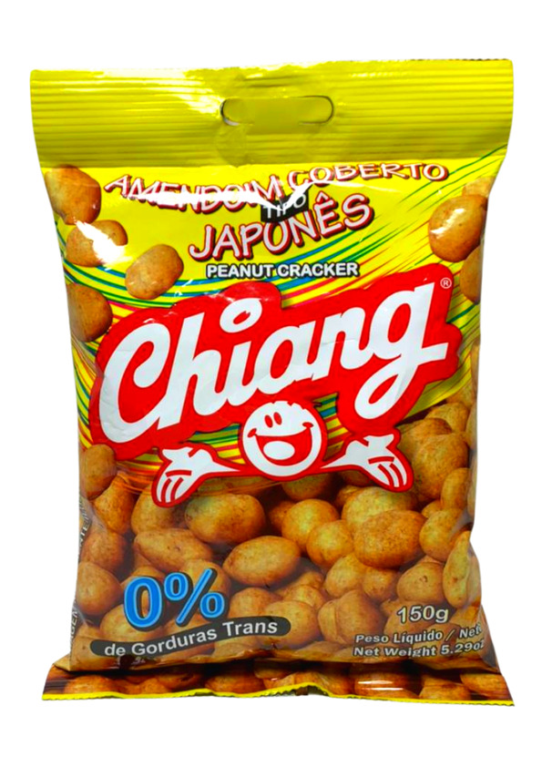 CHIANG AMENDOIM JAPONES 150g