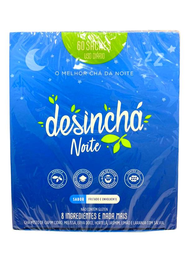 DESINCHA CHA NOITE DP C/60 SACHES