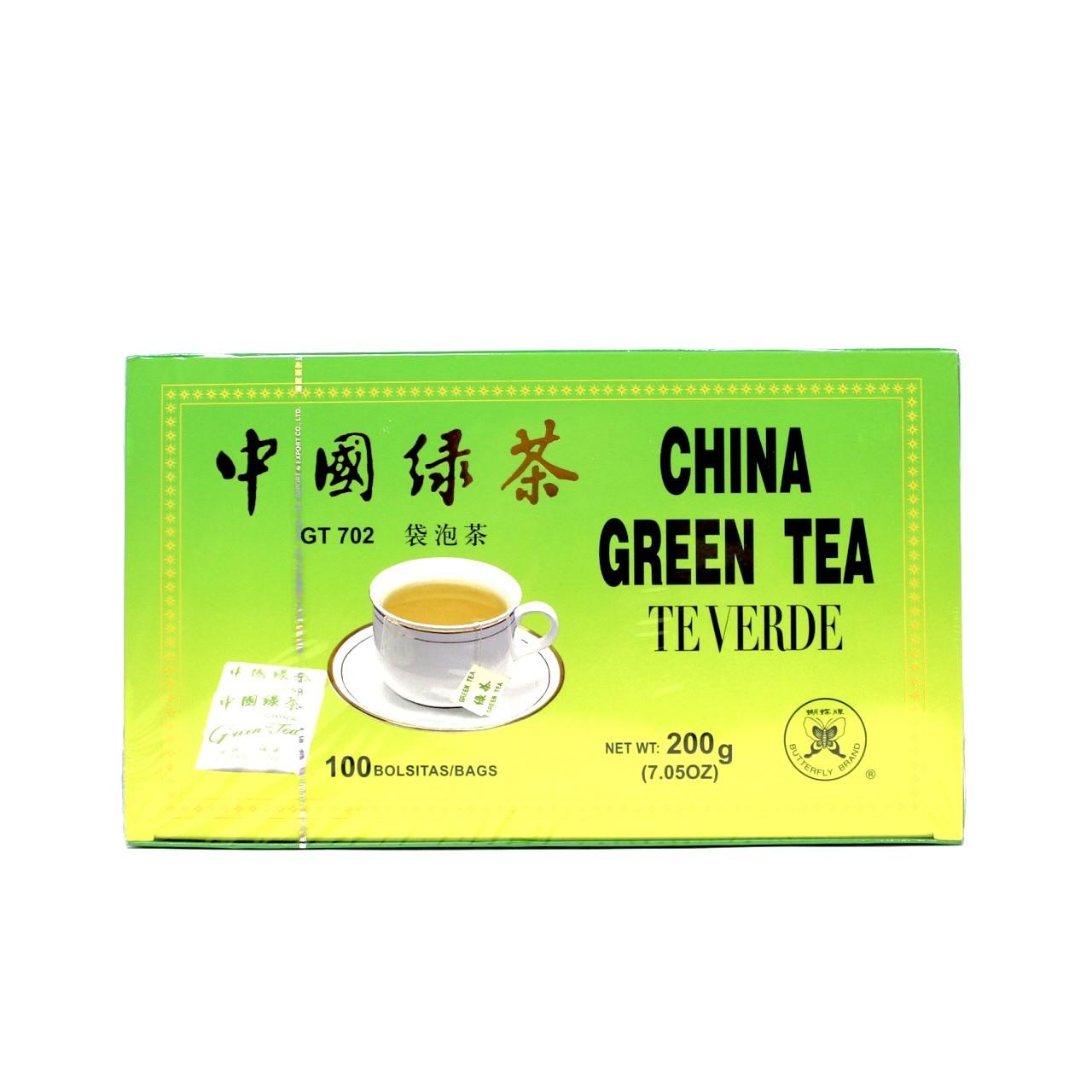 FUJIAN GREEN TEA 2g X 100 SACHET GT702