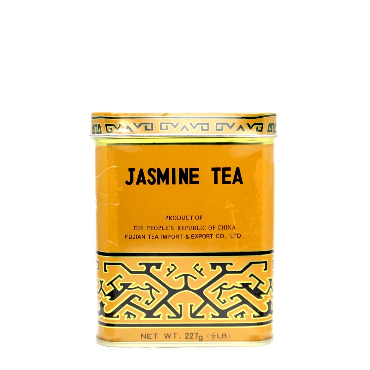 FUJIAN JASMINE TEA 227g LATA 1032