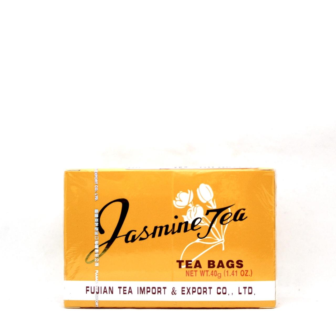 FUJIAN JASMINE TEA 2g X 20 SACHET JT 001 (VENCIMENTO 31/10/2021)