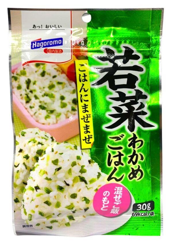 HAGOROMO WAKAME RICE AONA 30g