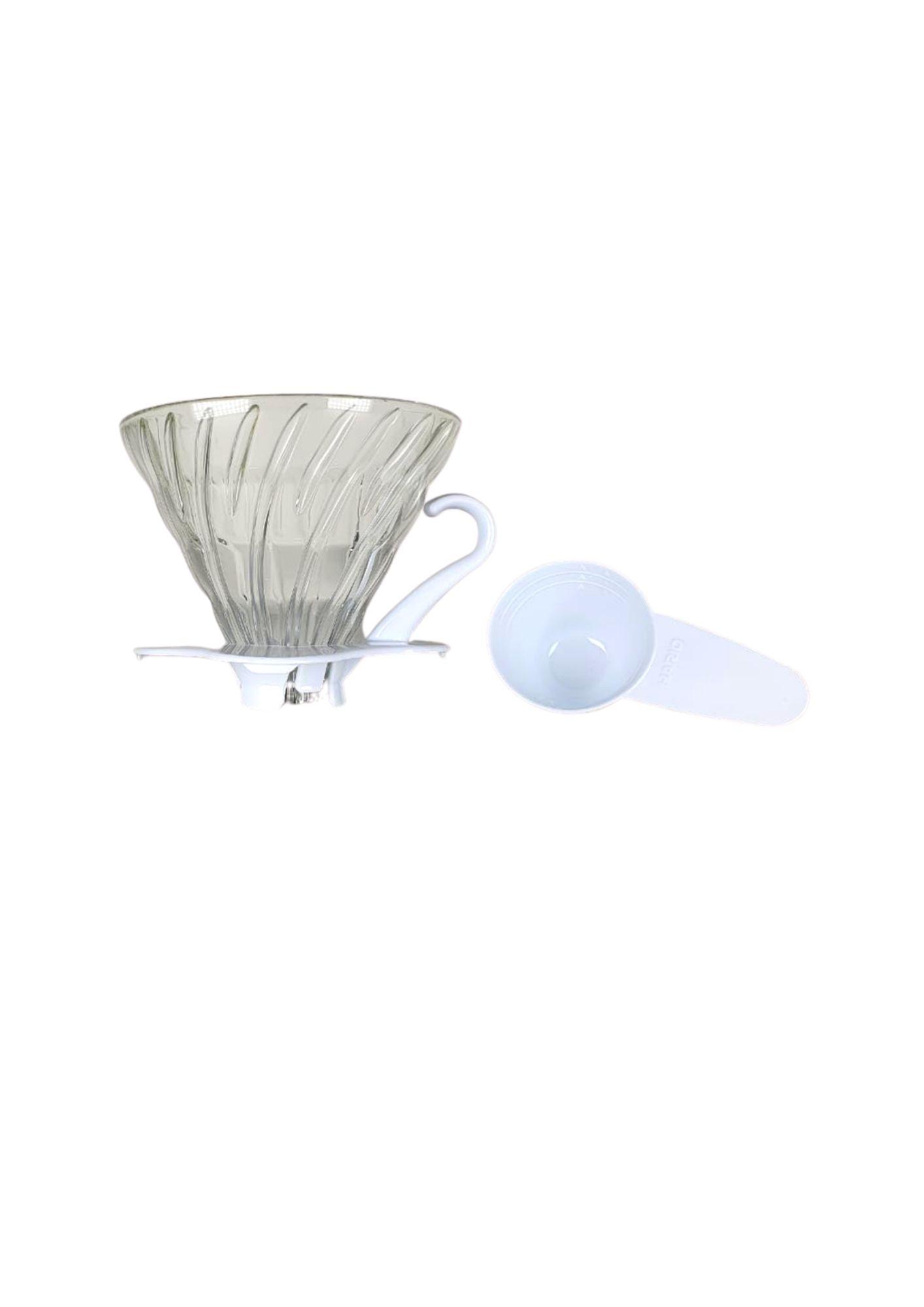 HARIO COADOR CAFE V60 02 VDG-02 WHITE