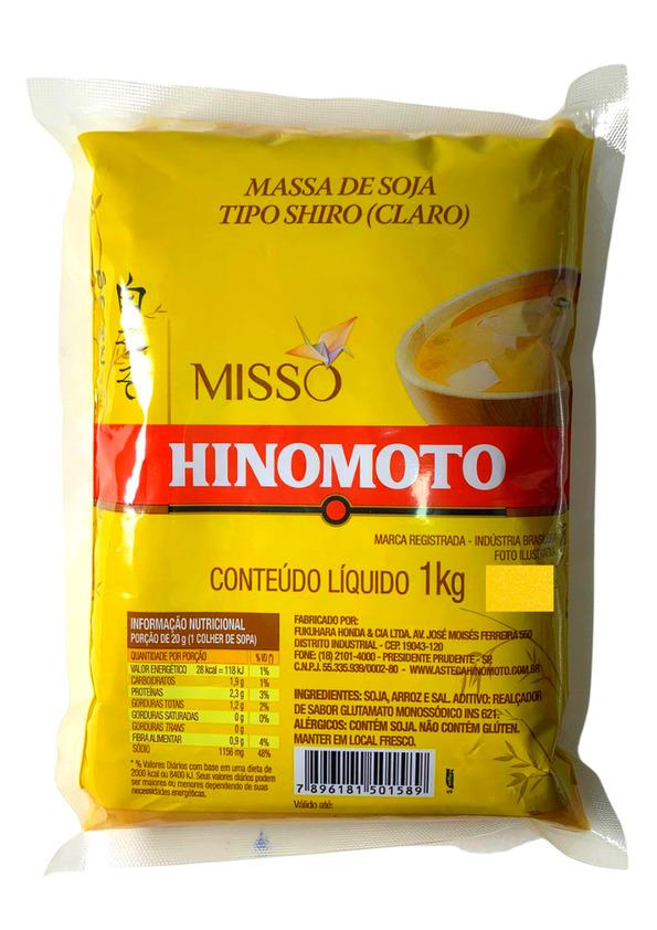 HINOMOTO MISSO SHIRO 1 kg