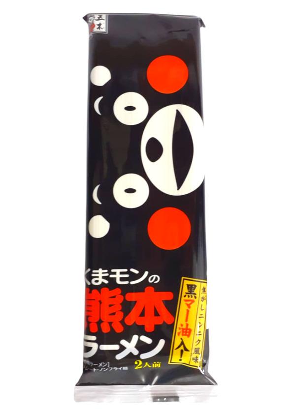 ITSUKI KUMAMON LAMEN 176g NIPPON