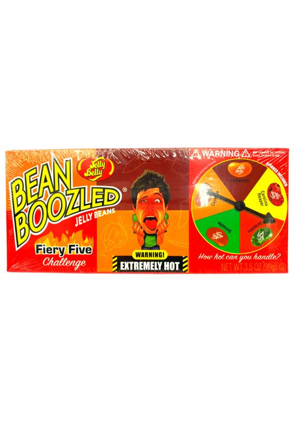 JELLY BELLY BEAN BOOZLED FIERY BOX 99g