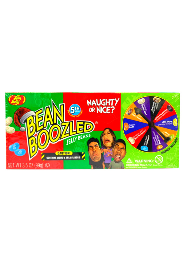 JELLY BELLY BEAN BOOZLED NAUGHTY 99g
