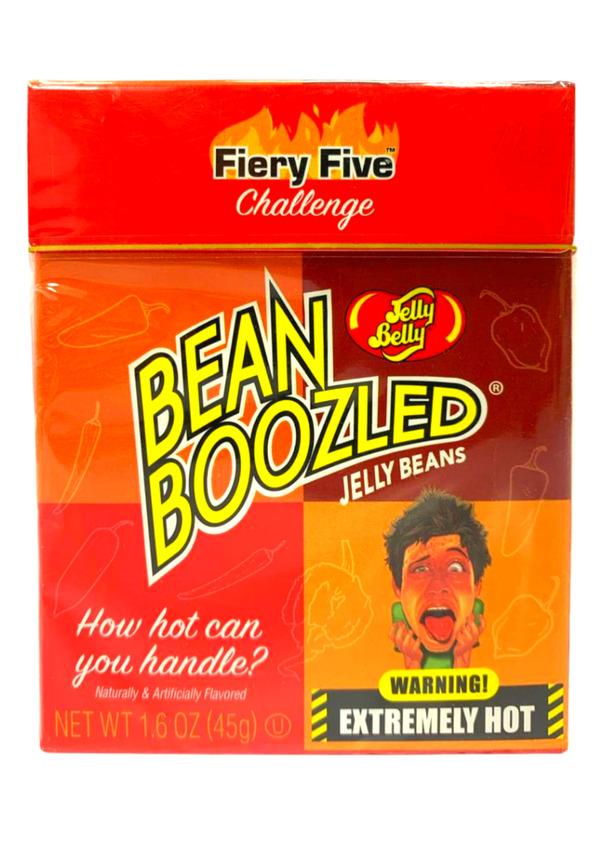 JELLY BELLY BOOZLED FIERY FLIP TOP 45g