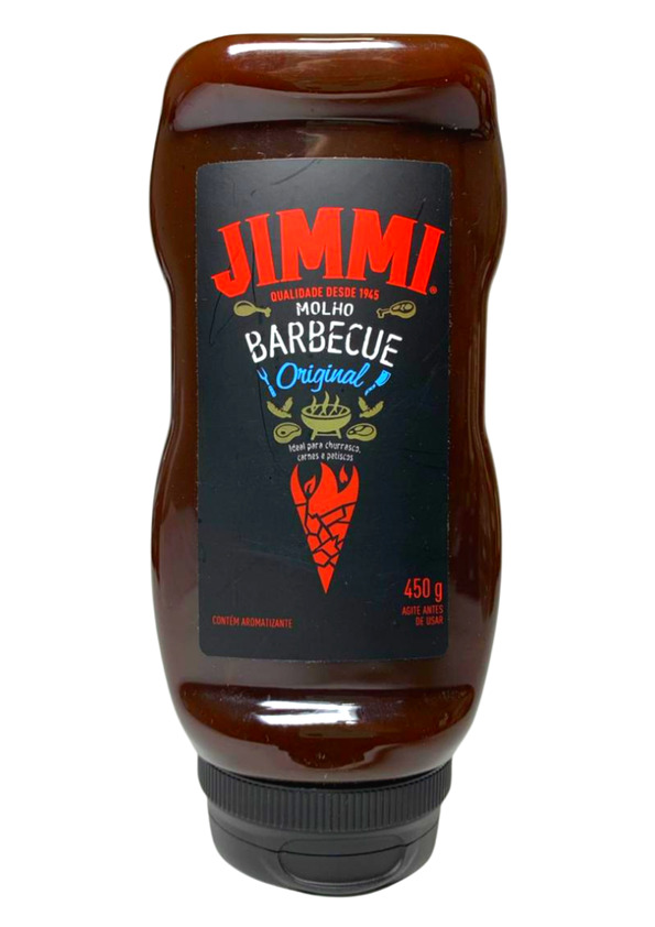 JIMMI MOLHO BARBECUE 450g