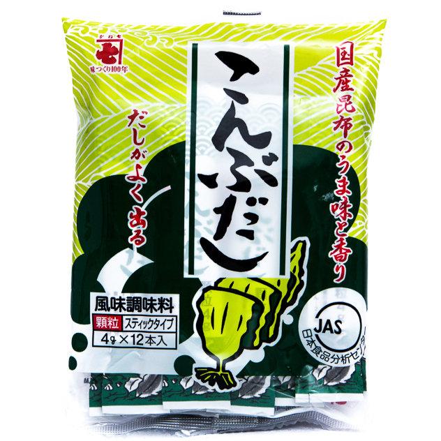 KANESHITI KOMBU DASHI 12P 48g