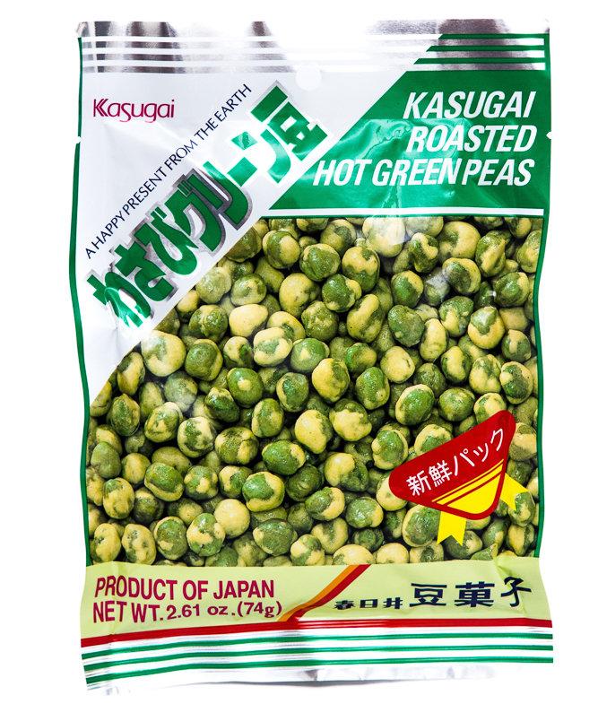 KASUGAI ERVILHA WASABI GREEN EX 67g