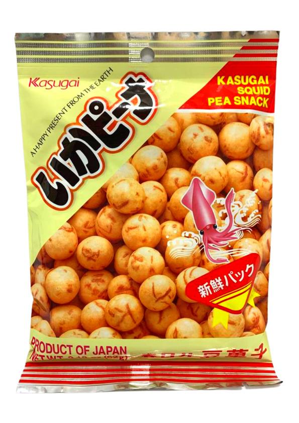 KASUGAI IKA PEANUTS 62g