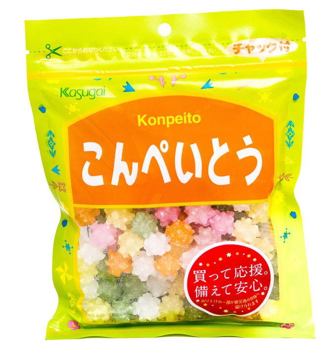 KASUGAI KOMPEITO 117g