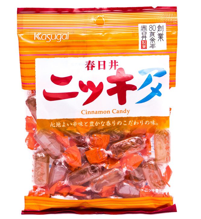 KASUGAI NEW NIKKI CANELA 165g