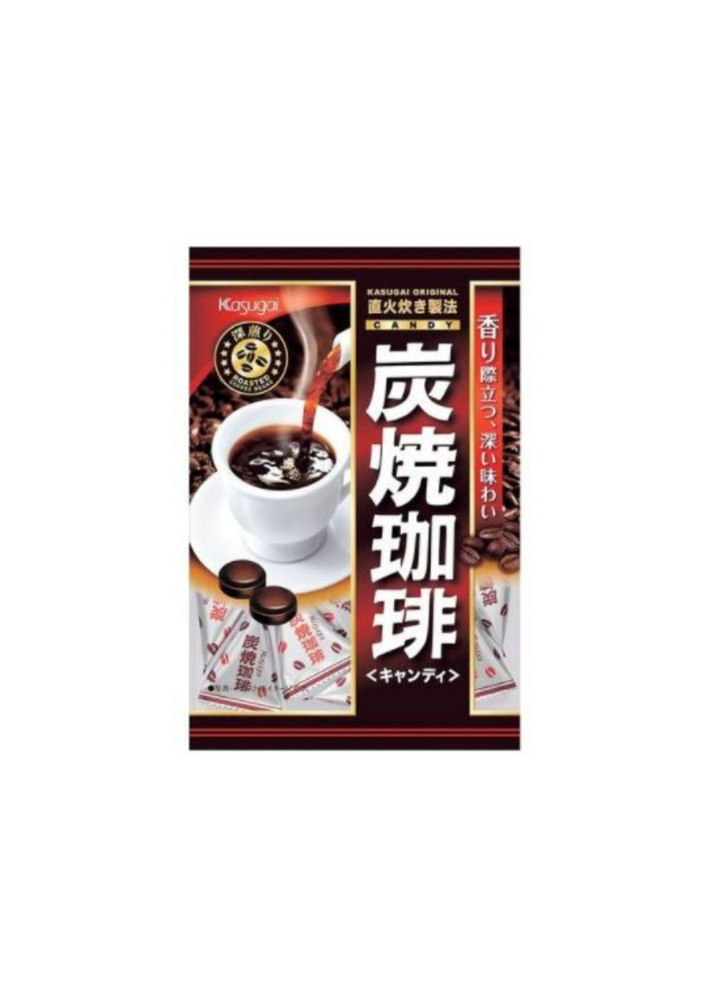 KASUGAI SUMIAKI COFFEE 100g