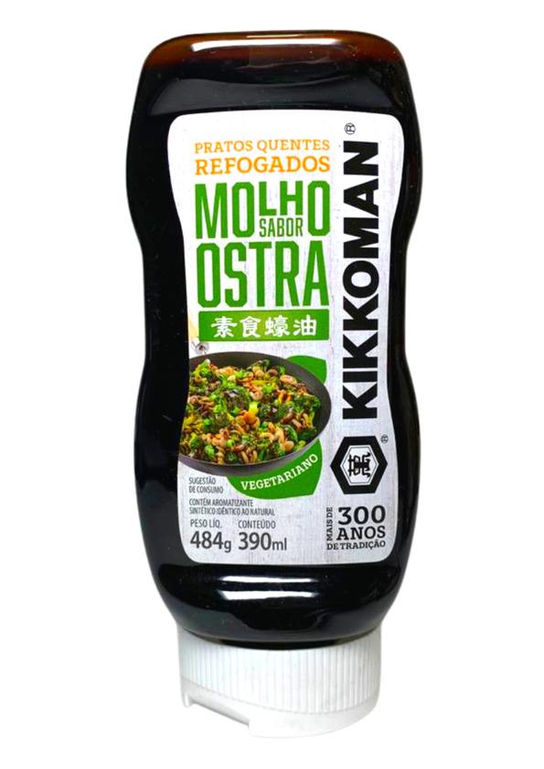 KIKKOMAN MOLHO DE OSTRA VEGETARIANO 390ml