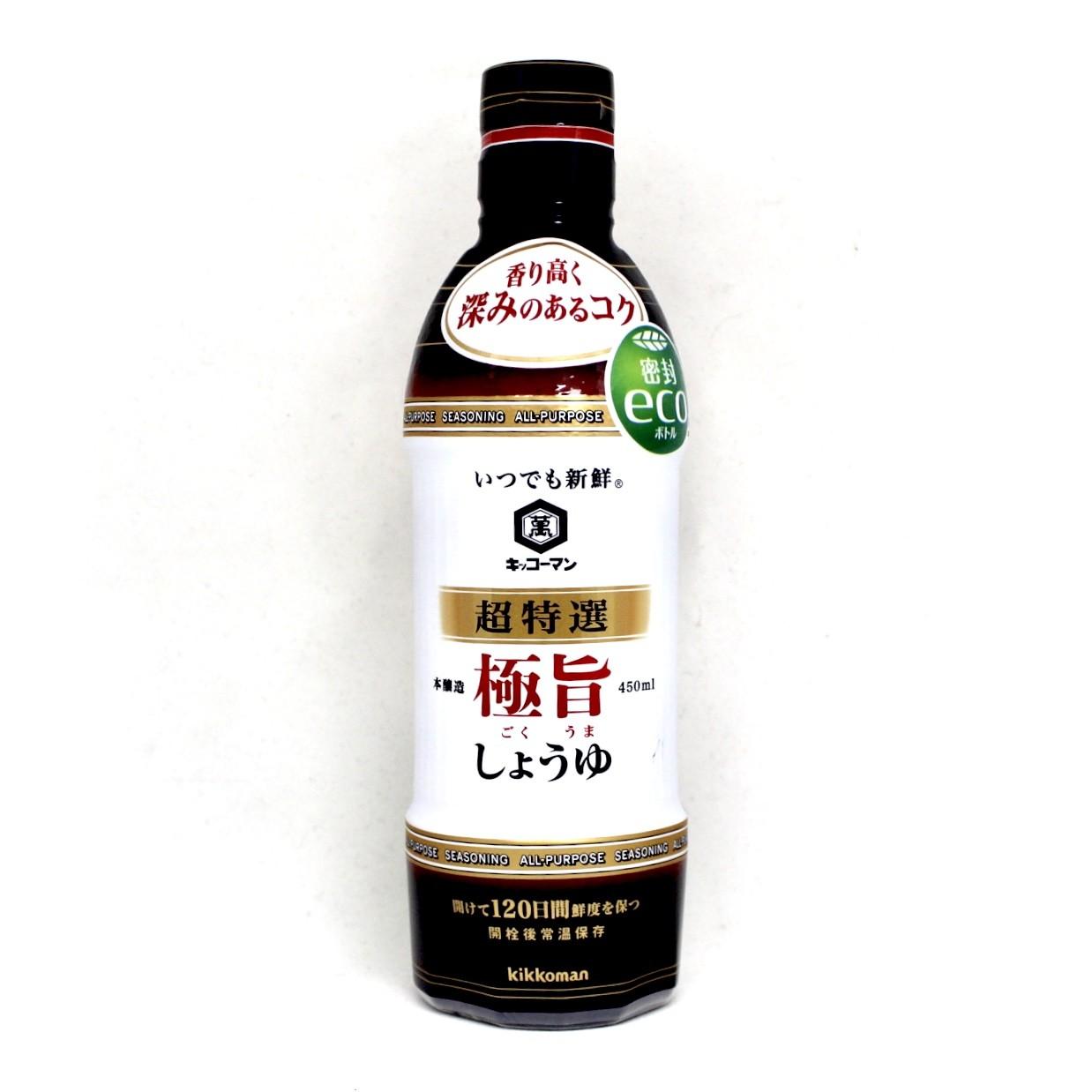 KIKKOMAN SHOYU CHOTOKUSEN GOKUUMA 450ml