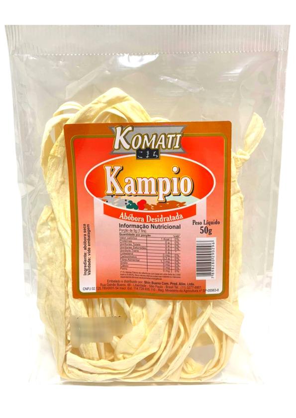 KOMATI KAMPIO 50g