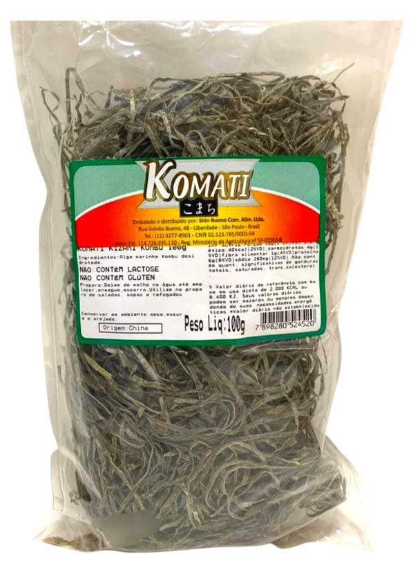 KOMATI KIZAMI KOMBU 100g