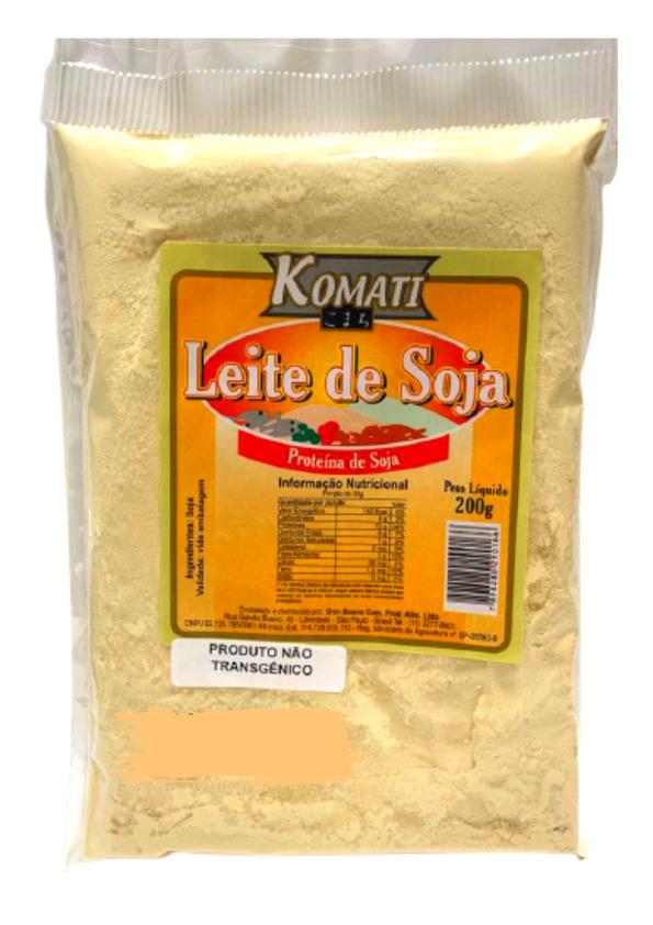 KOMATI LEITE DE SOJA 200g