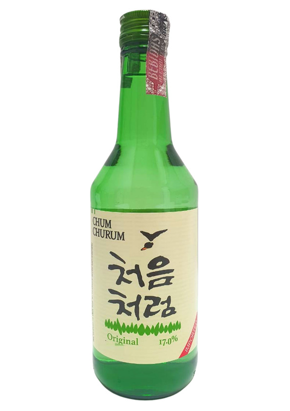LOTTE SOJU CHUM CHURUM ORIGINAL 360ml