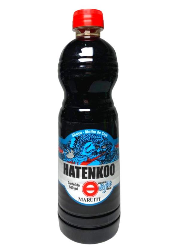 MARUITI SHOYU HATENKO LIGHT 500 ml